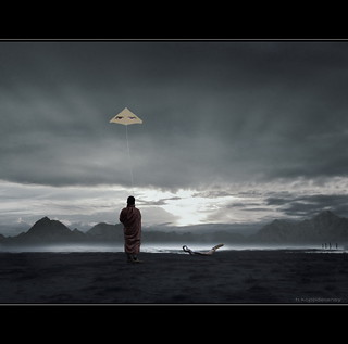 Eyes of Truth - Buddha's Kite | by h.koppdelaney