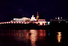 Kazaň, kreml v noci, foto: Petr Nejedlý
