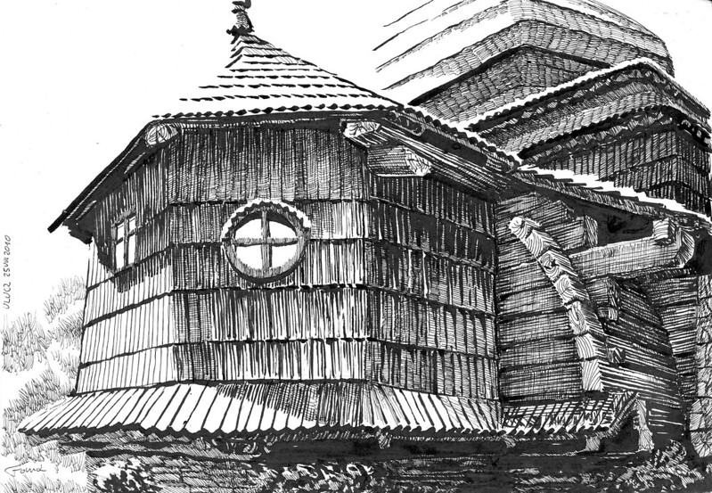 Ortxodox Church in Ulucz