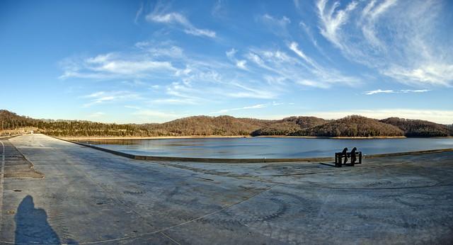 Dam Reinforcement, Center Hill Lake, Dekalb Co, TN