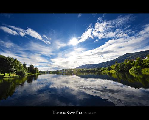 Bergen - Mirror Lake | by Dominic Kamp