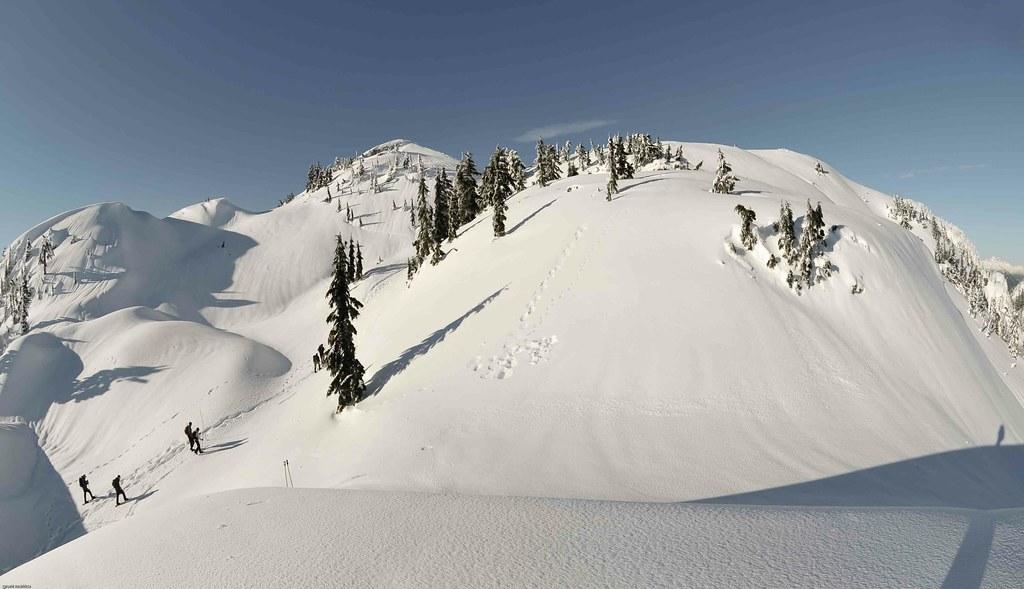 Mount Seymour Backcountry 2011