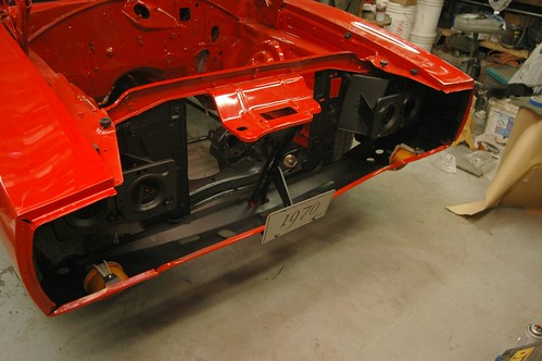 front valance, blackening | by Tolley's Charger
