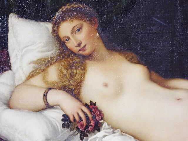 Titian - Venus of Urbino [1534-37]