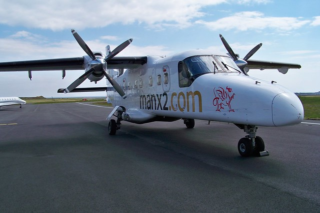 Manx2 Dornier Aircraft