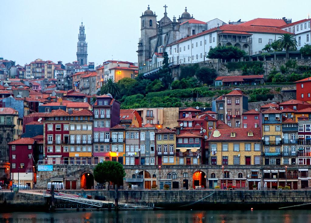 "Porto Ribeira 7am | Ribeira means in Portuguese ""minor river… | Flickr"