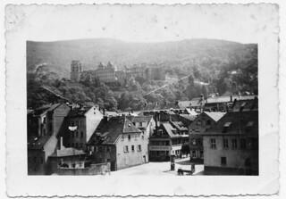 Heidelberg Sommer 1939