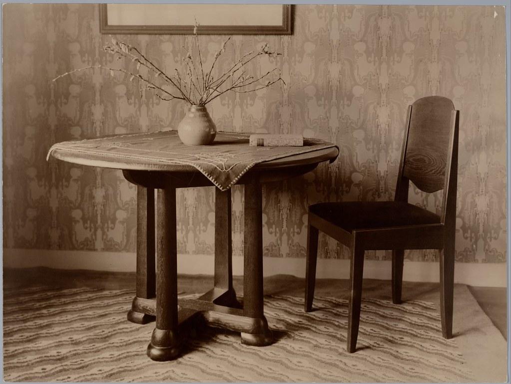 Table H Et H interieur | interior | interieur. architect / ontwerper: h