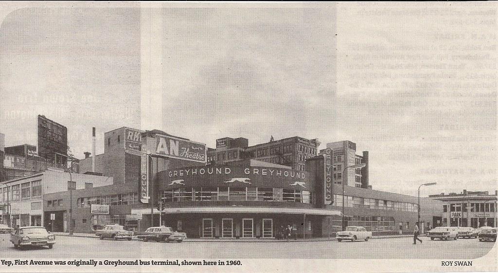 Greyhound Bus Depot, Mpls, MN (1960)   Bryan   Flickr