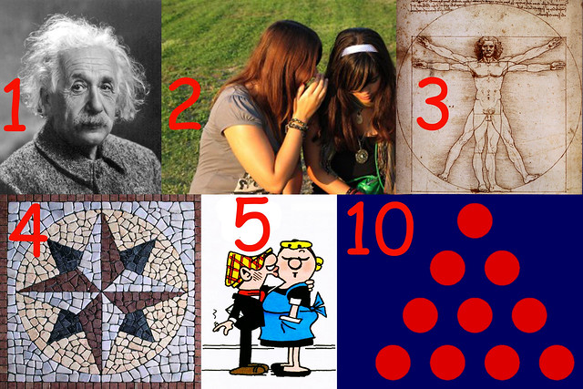 I Numeri secondo Pitagora