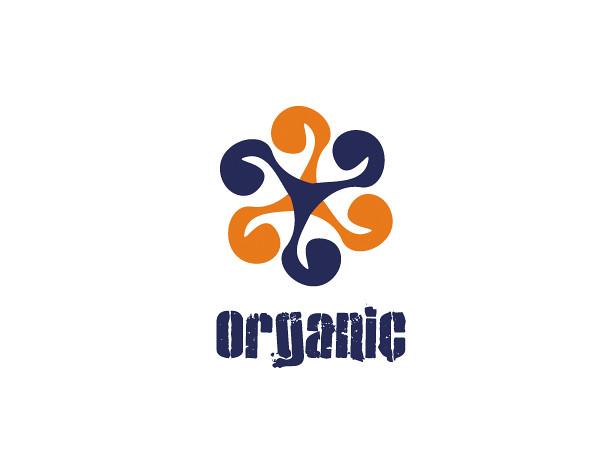 Logo Organic Surf Wear | Criação da logomarca e ambientação