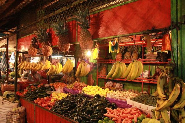El Mercado - Frutas y Verduras