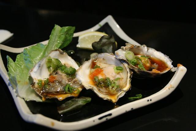 Oysters at Kirala, Berkeley