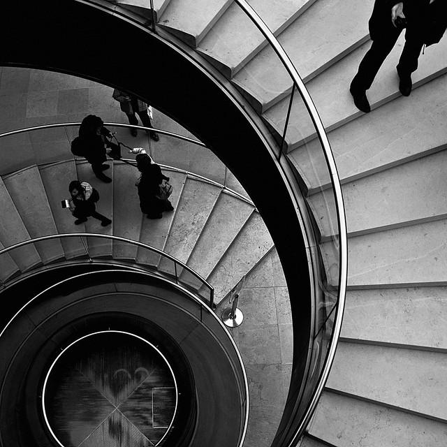 Spirale (Questa foto ha vinto il contest