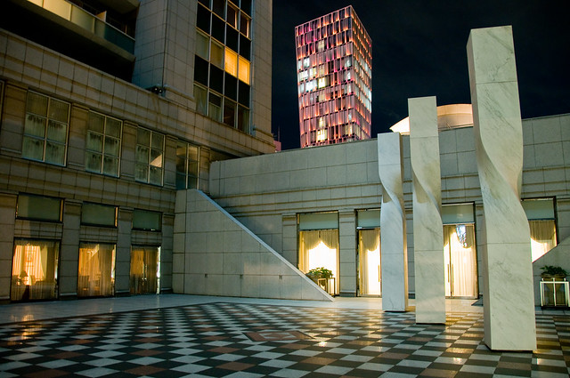 Architectural Night