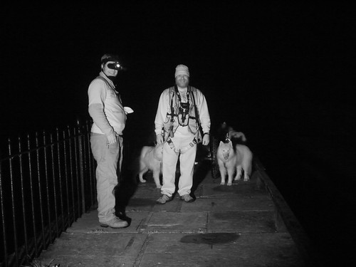 Rhett & WooFDriver At The Monocacy Aqueduct | by woofdriver