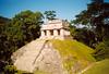 Palenque, foto: Jana Kadochová