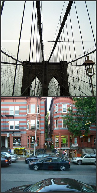 Brooklyn Bridge & Harvard Square