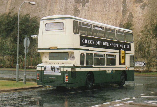 AN 251, KPJ 251W, Leyland Atlantean (t.1991, rear)