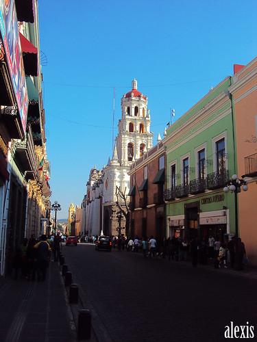 Puebla   Centro Historico