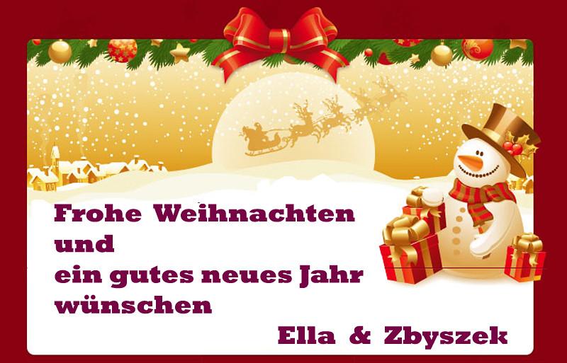 Merry Christmas Wesolych Swiat Frohliche Weihnachten Flickr