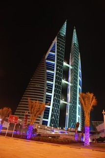 World Trade Center - Manama, Bahrain | by NEMILI