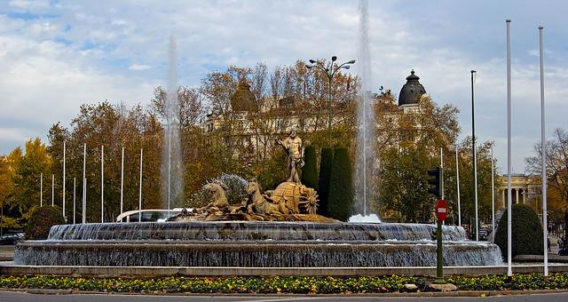 Fuente de Neptuno (Madrid)