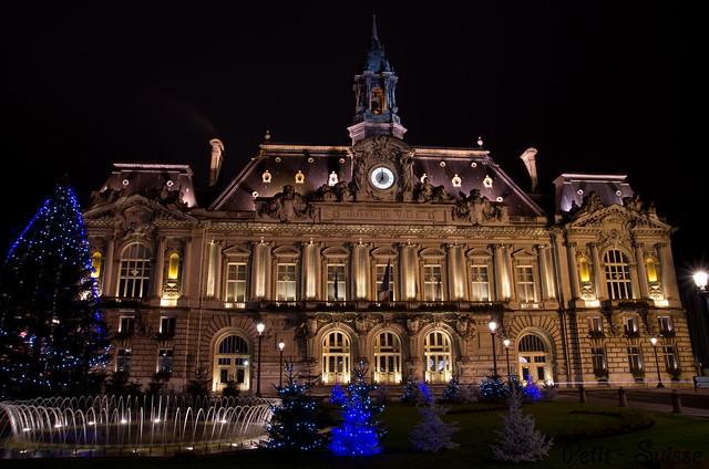 Hôtel de ville Tours