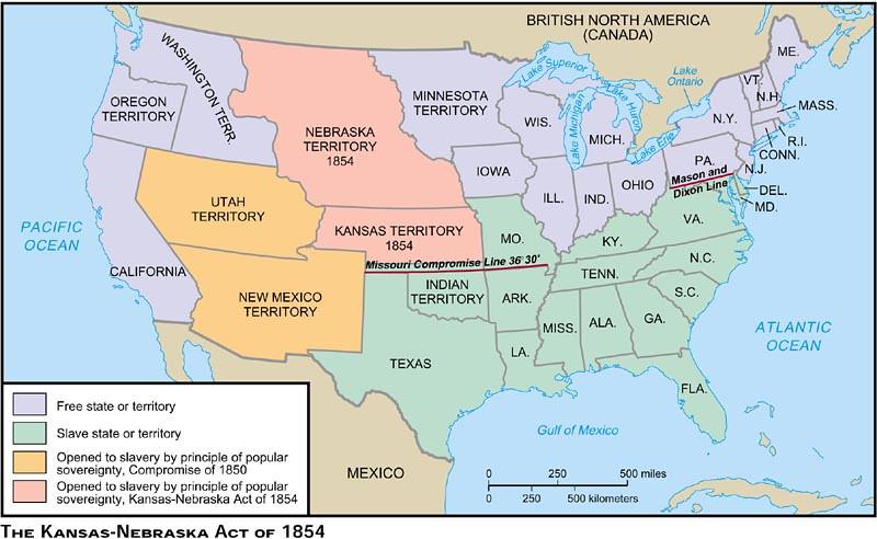 Kansas Nebraska Act 1854 | Kansas Nebraska Act 1854 | Flickr