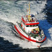 The Rescue vessels of Norway (NSSR)