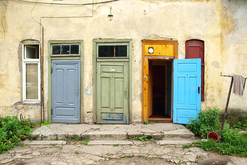 doors | by new jon