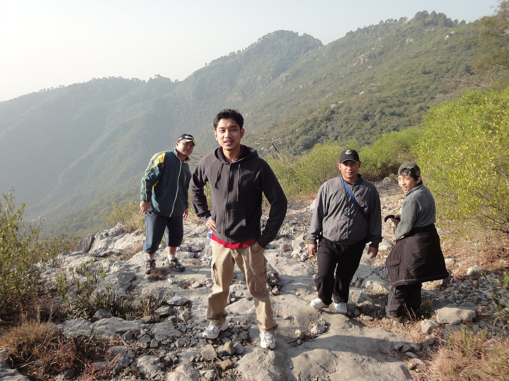 Rock Kapak Cover Album Version | Hiking Trail 5 | Margalla Hills up to Pir Sohawa | Islamabad, Punjab Province, Pakistan | 05 12 2010