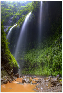Madakaripura waterfall ~ East Java, Indonesia | by YYZDez @clicklikeamonkey.com