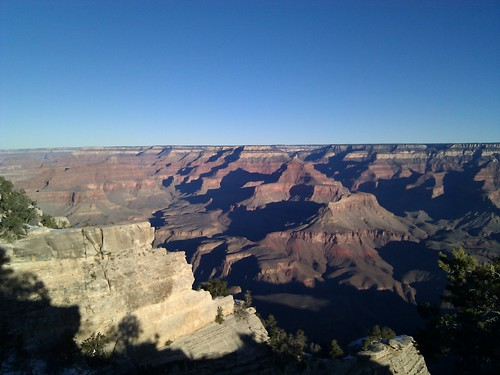 Sunrise at Mather Point, Grand Canyon National Park, Arizona