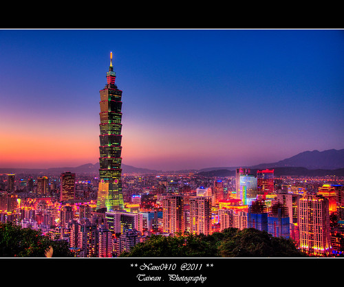 sunset taiwan 101 e taipei 台灣 hdr 台北市 信義區 象山 台北101 台北夜景 101tower bestcapturesaoi mygearandmepremium mygearandmebronze mygearandmesilver mygearandmegold mygearandmeplatinum mygearandmediamond