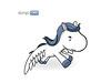 Sad django pony for the new django-cms.org