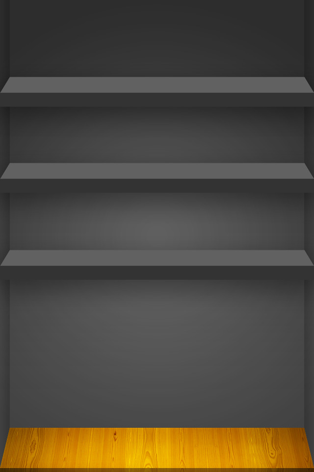 3 Shelf Iphone Wallpaper Black Click A Link For The Full 4