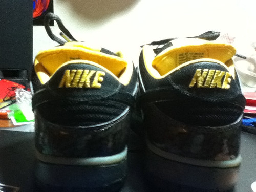 Nike SB Yellow Curb Dunk Low | by ryanmotoNSB