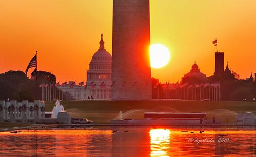National Sunrise | by dyoshida