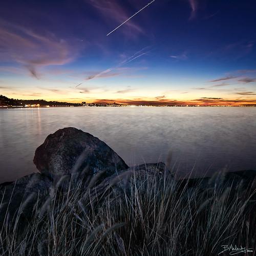 beach sunrise nikon led lightpaint cs5 d300s