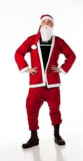 Electrixmas 2010: Ekobrottsmyndigheten / Santa Claus