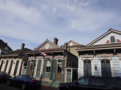 日, 2010-12-05 14:15 - Shotgun House French Quarter, New Orelans
