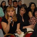 Tue, 12/14/2010 - 19:00 - Questions from the audience during the panel discussions  Preguntas desde el público durante las discusiones con los panelistas