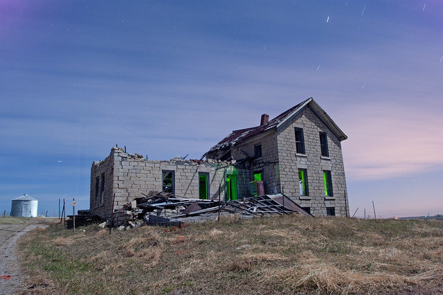 19th Century Fallingdown