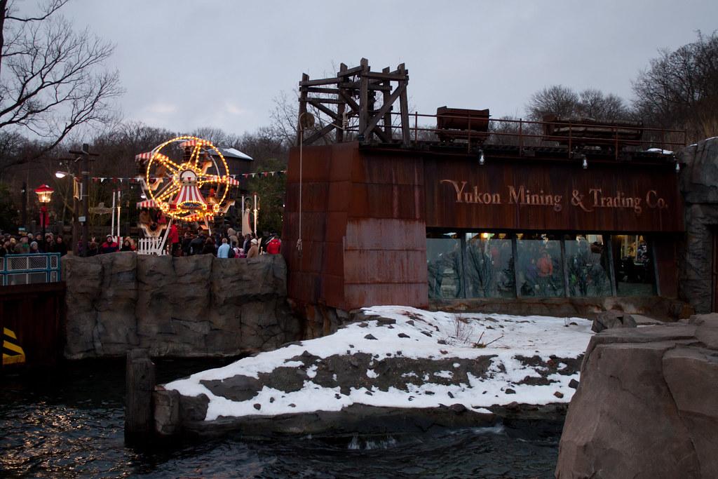 Winter Zoo