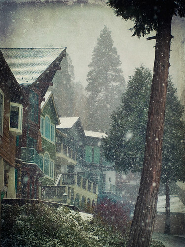 california snow lakearrowhead