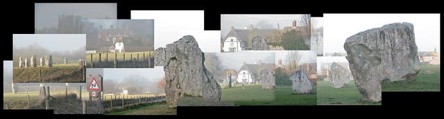 Hockney at Avebury