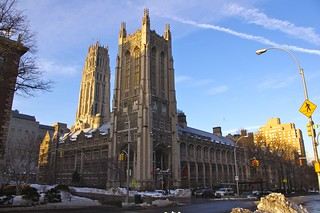 Union Theological Seminary | by Dave Hamster