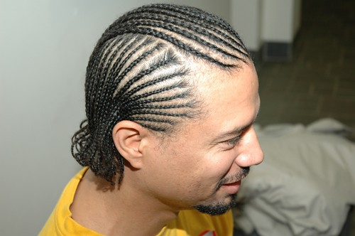 cornrows for men | by Thirsty Roots