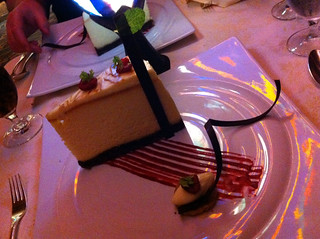 Nouveau Steakhouse - Cheesecake | by Miss Shari